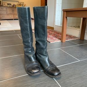 Lucky Brand Aleid tall leather boots